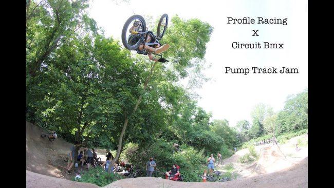 Profile Racing X Circuit Pump Track Jam