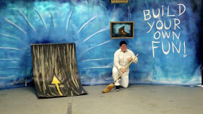 Build Your Own Fun Art Show