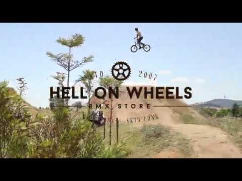 Hell on Wheels- Ryan Saville