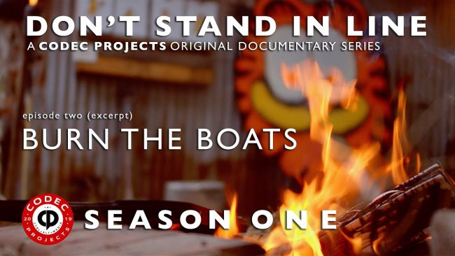 Don't Stand in Line- out now!