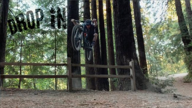 Dropping in…